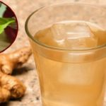 Ginger Drink That Helps Reduce The Pain, High Blood Pressure, Arthritis And Bad Cholesterol