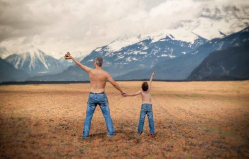 9 Things That Children Inherit From Their Fathers