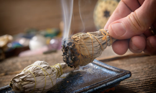 How To Eliminate 'Killer Germs' With Smudging