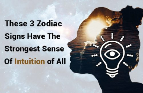 6 Zodiac Signs That Are The Most Intuitive Of All