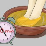 Soak Your Feet For 30 Minutes In Vinegar And Destroy All Germs And Bacteria