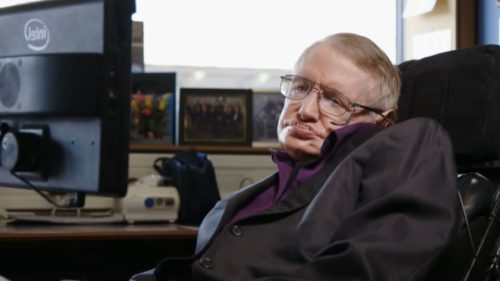 Anyone With Depression Needs To Hear This Message From Stephen Hawking