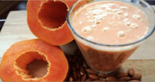 The Shake That Removes The Fat Completely, Flattens The Belly And Cleans The Colon