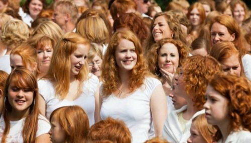 Scientists Are Showing That Redheads Are Actually Genetic Superheroes