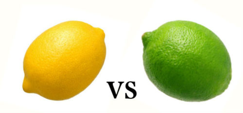 What Is The Difference Between Lemons And Limes
