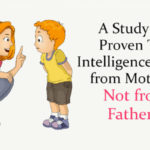 It Has Been Proven: Intelligence Is Inherited From Mothers