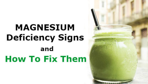 9 Magnesium Deficiency Signs And How To Fix Them