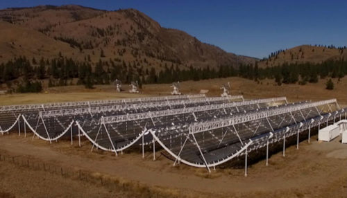Mysterious Radio Signal Picked Up From Unknown Source In Deep Space