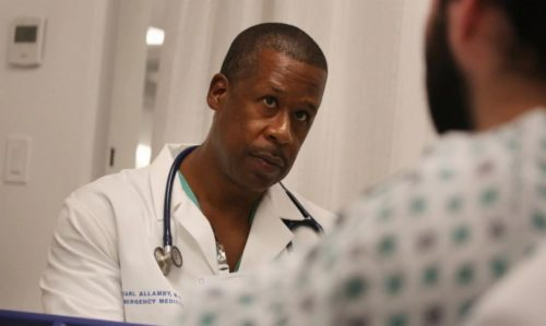 Former Car Mechanic Began New Career As A Doctor In Order To Overcome The Shortage Of Black Doctors