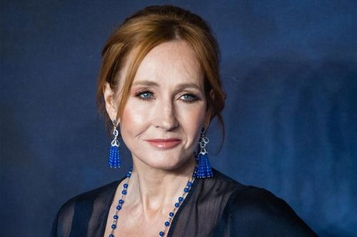 Joanne K. Rowling Donates 19 Million Dollars To Multiple Sclerosis Research