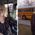 Bus Driver Braids Girl's Hair Every Morning After She Lost Her Mother