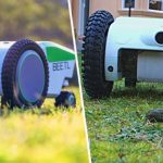 Pick Up Your Dog`s Poo Easily With This Pooper Scooper Robot
